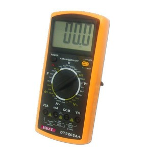 Đồng hồ vạn năng điện tử Digital Multimeter DT 9205A