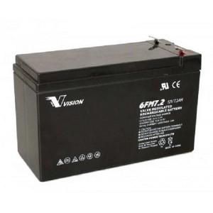 ACCU khô dùng cho trung tâm KS-858E