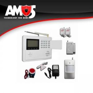 Báo động trung tâm Amos GSM-FES-74