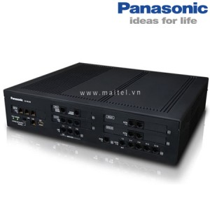 Tổng đài điện thoại Panasonic KX-NS300 - 12 vào 16 máy lẻ