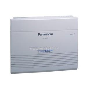 Tổng đài điện thoại Panasonic KX-TES824 - 8 vào 24 máy lẻ