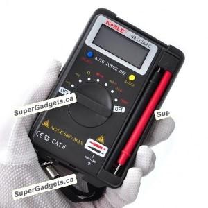 Đồng hồ vạn năng điện tử Noble NB 4000P-2