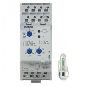 Công tắc cảm ứng ánh sáng Theben Luna 110