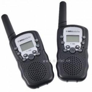 Bộ đàm BellSouth Walkie Talkie T388