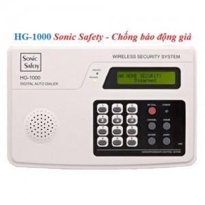 Trung tâm báo trộm không dây Sonic HG-1000