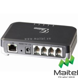 Bộ chuyển đổi ATA VoIP gateway HT704