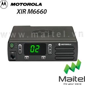 Bộ đàm cố định Motorola XIR M6660