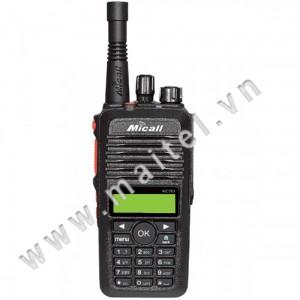 Máy bộ đàm dùng sim 3G Micall MC780