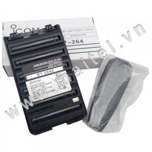 Pin máy bộ đàm cầm tay icom ic v80, BP-264N