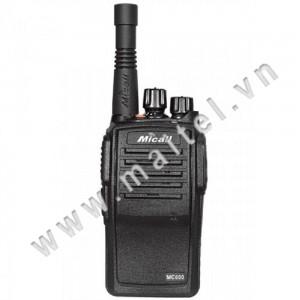 Máy bộ đàm dùng sim 3G Micall MC600