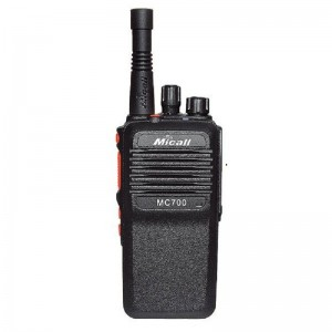 Máy bộ đàm dùng sim 3G Micall MC700