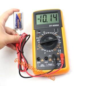 Đồng hồ vạn năng điện tử Exyou DT-9205A