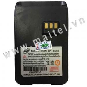 Pin máy bộ đàm cầm tay Motorola smp-418