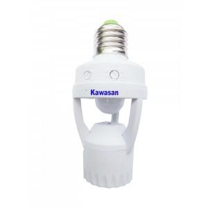 Đui đèn cảm ứng hồng ngoại kawa KW-SE27