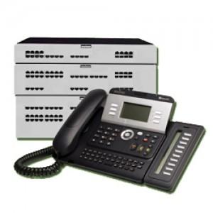 Tổng đài Alcatel-Lucent OmniPCX Office (OXO) (8CO-64Ext)