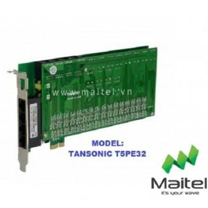 Thiết bị ghi âm kết nối PC T5PE32