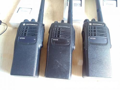 Bộ đàm cầm tay Motorola GP 328IS chống cháy nổ
