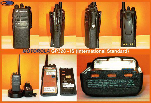 bộ đàm tay Motorola Gp 328IS