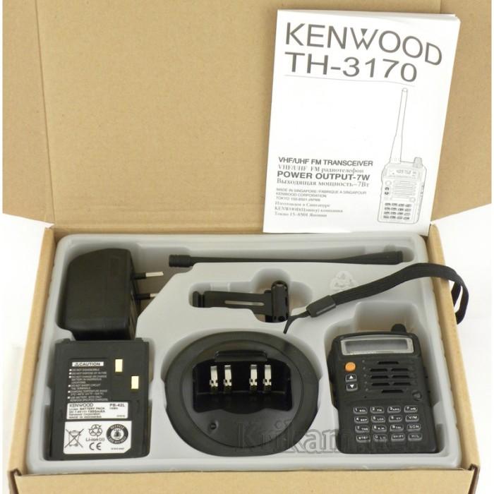 Bộ đàm cầm tay Kenwood TH 3170