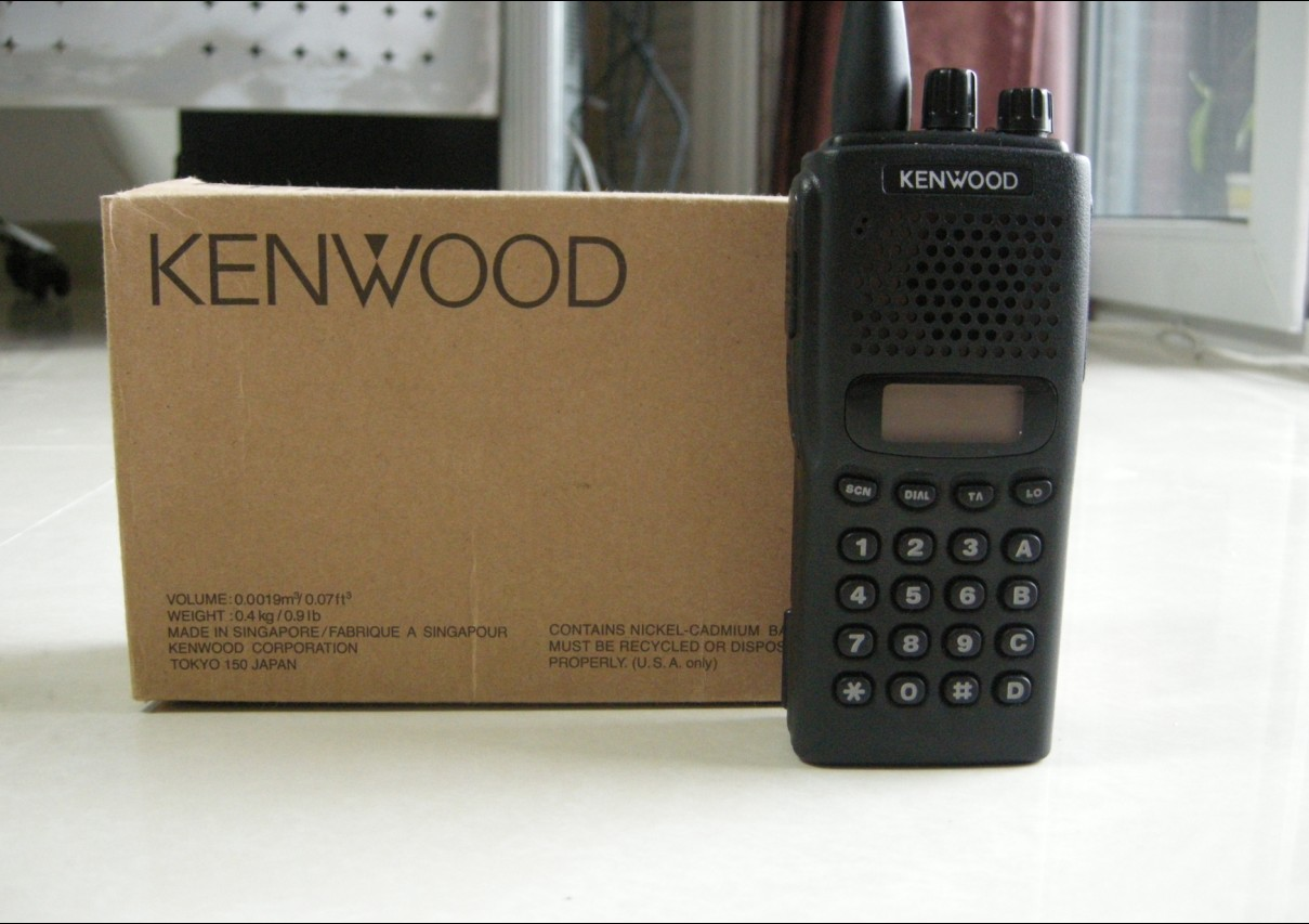 Bộ đàm cầm tay Kenwood TK 278