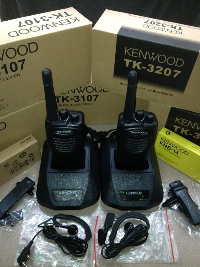 Bộ đàm cầm tay Kenwood TK 3207