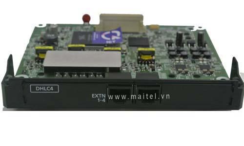 Card tổng đài 4 máy nhánh hỗn hợp KX-NS5170X