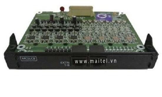 Card tổng đài 8 máy nhánh analog KX-NS5173X