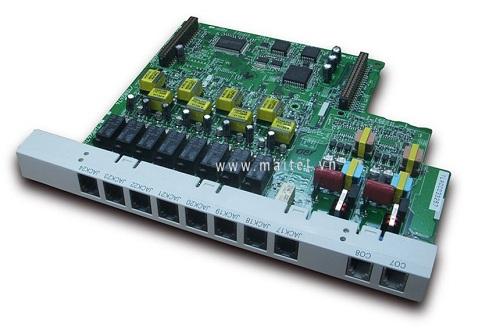 Card tổng đài mở rộng 3 trung kế 8 máy KS-TE82483