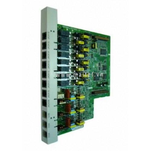 Card tổng đài mở rộng 2 trung kế 8 máy KS-TE82480