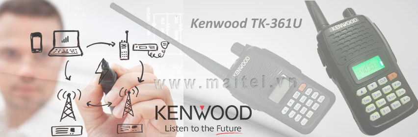 Bộ đàm cầm tay Kenwood TK 316U