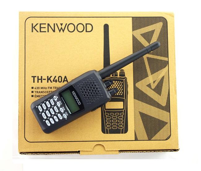 Bộ đàm cầm tay Kenwood TH-K20A/K40A
