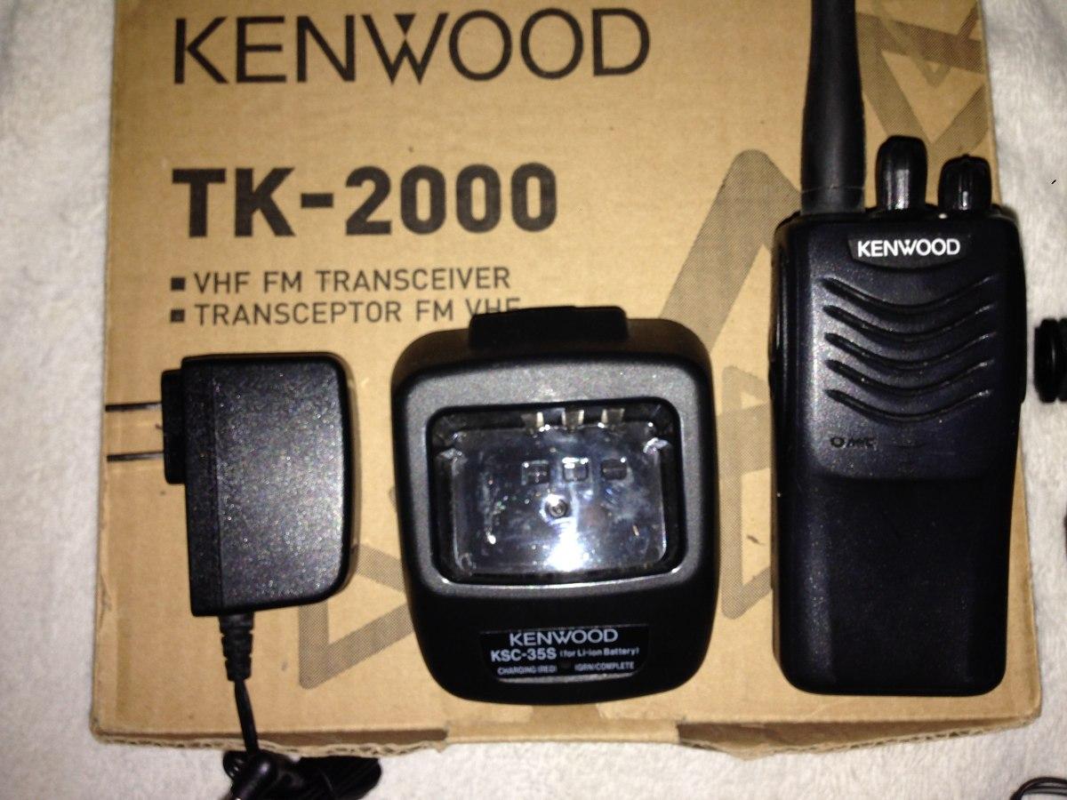 Bộ đàm cầm tay Kenwood Tk 2000
