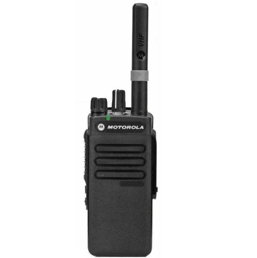 Bộ đàm P6600 IS sử dụng băng tần UHF và VHF cung cấp công suất phát 5w