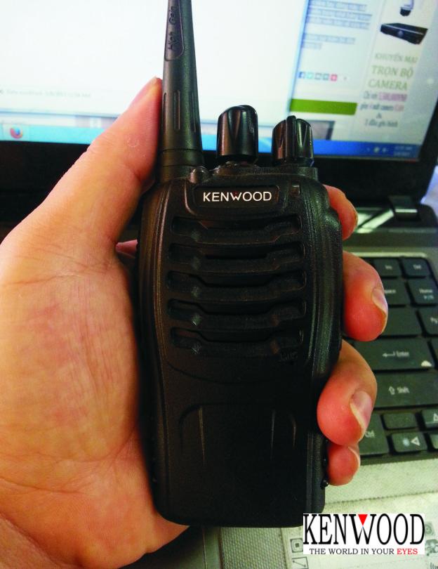 Máy bộ đàm cầm tay Kenwood TK 308