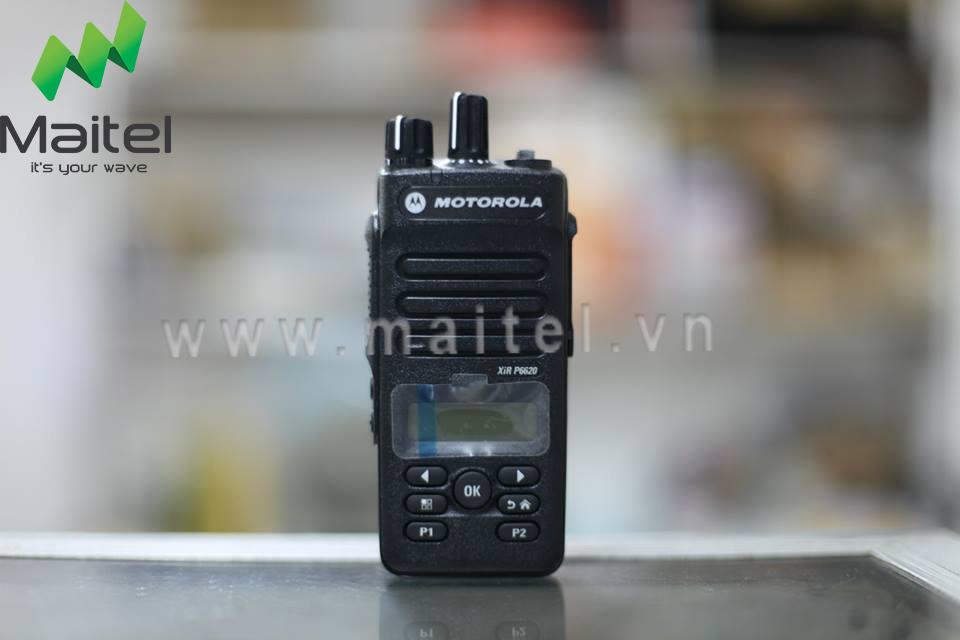 MotoTrbo Xir P6620