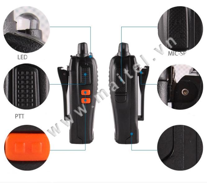 Bộ đàm cầm tay Motorola MT 918