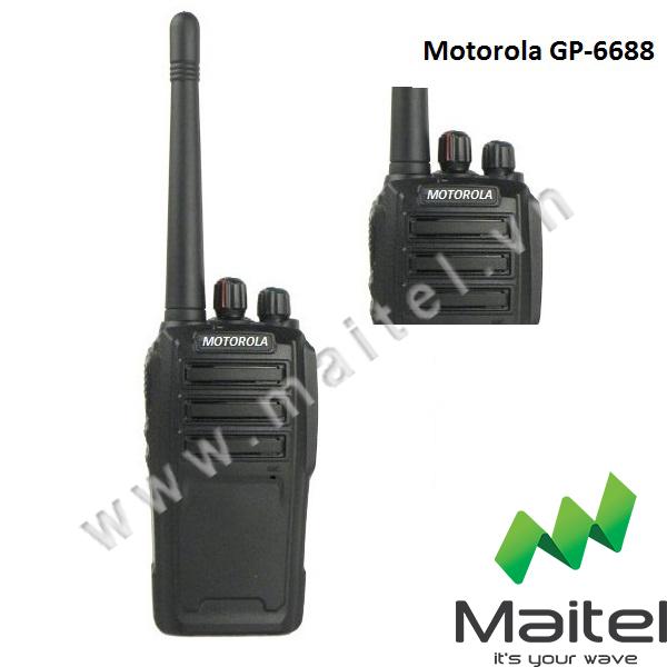 Bộ đàm cầm tay Motorola GP 6688