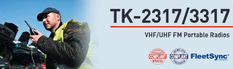Bộ đàm cầm tay Kenwood TK 2317