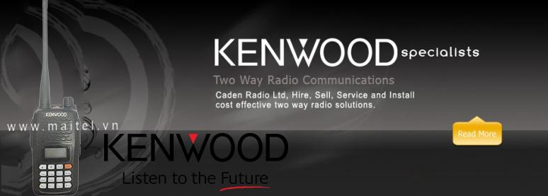 Bộ đàm cầm tay kenwood TK 718
