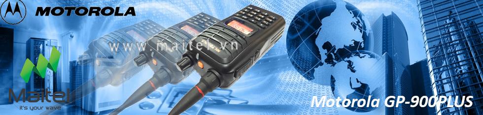 Bộ đàm cầm tay Motorola GP 900 plus