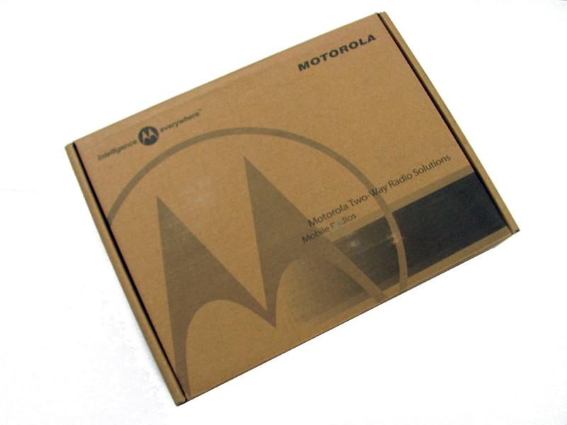 Bao bì Bộ đàm cầm tay Motorola GP 960Plus