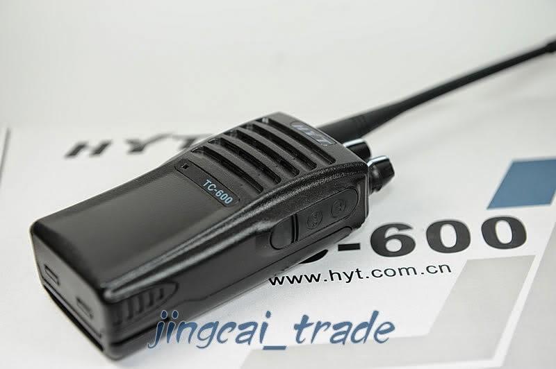 Bộ đàm cầm tay HYT TC 600