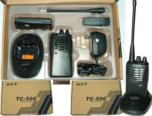 Bộ đàm cầm tay HYT TC 500