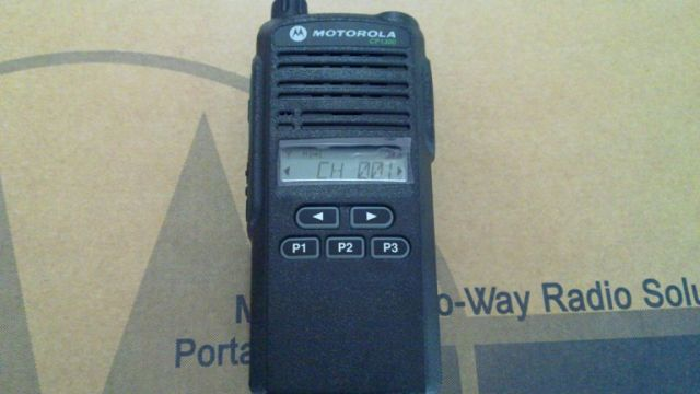 Bộ đàm cầm tay Motorola CP1300