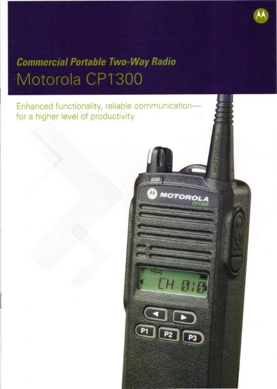 bộ đàm CP 1300