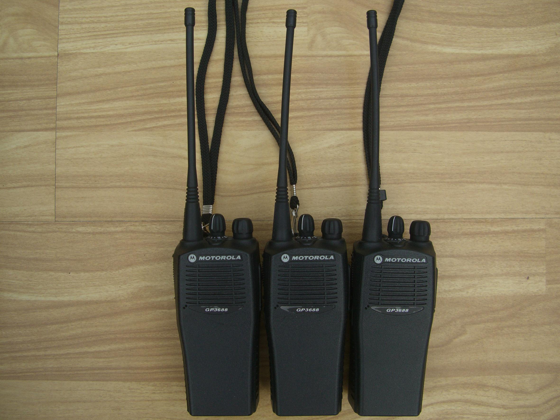 Bộ đàm cầm tay Motorola GP 3688