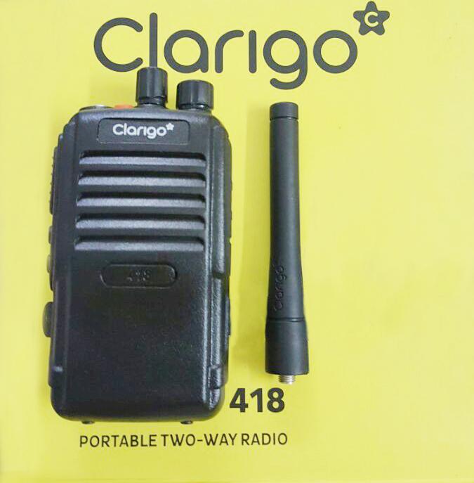 Máy bộ đàm cầm tay Motorola Clarigo 418