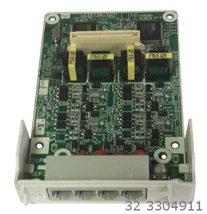 Card mở rộng 4 trung kế Analog hiển thị số KX-HT82480