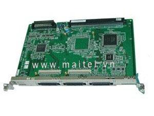 Card tổng đài nối khung chính và khung phụ KX-TDA6110