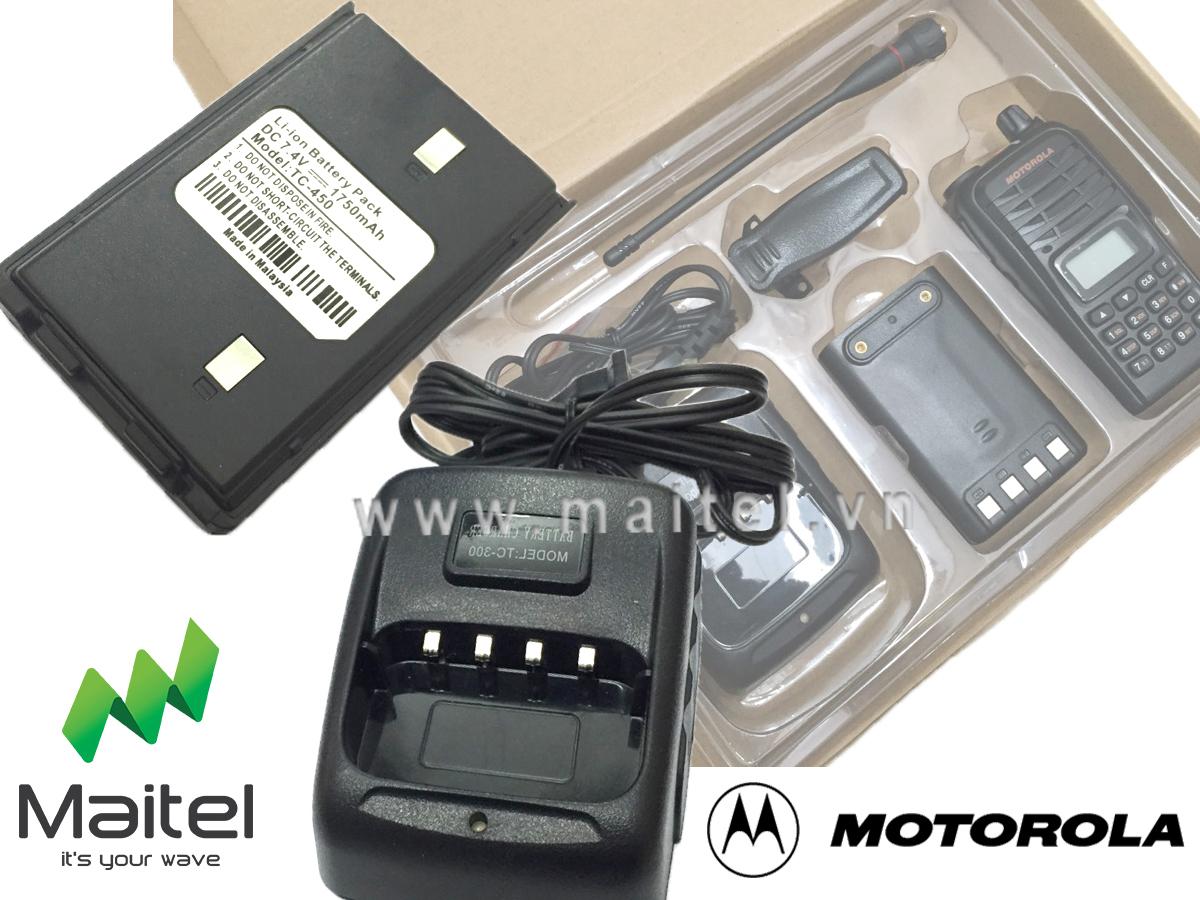 Phụ kiện bộ đàm Motorola GP-1300Plus